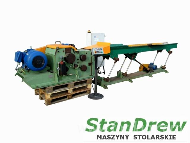 Vindem-Chippers-And-Chipping-Mills-OSKA-OKRR-400-550-Second-Hand
