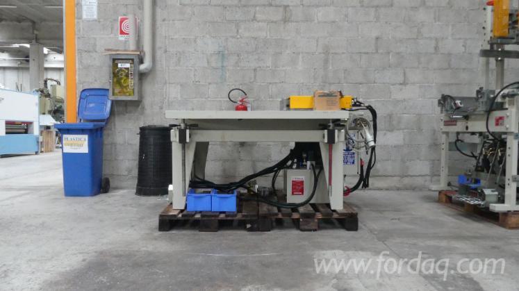 Used-Hydraulic-Press-Camam-SI-3L-GI