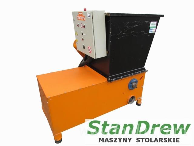 Vender-Trituradoras---Lascas-E-Serragem-Schuko-ZM700S-Usada
