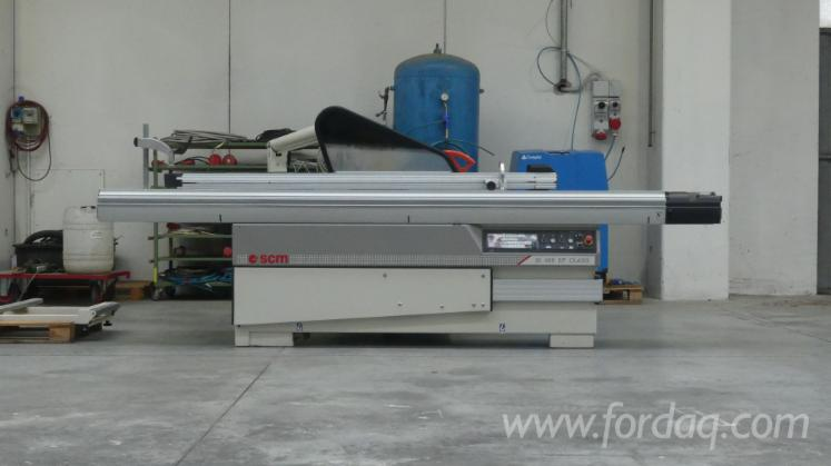Used-SCM-SI-400-EP-Class-Sliding-Table-Saw