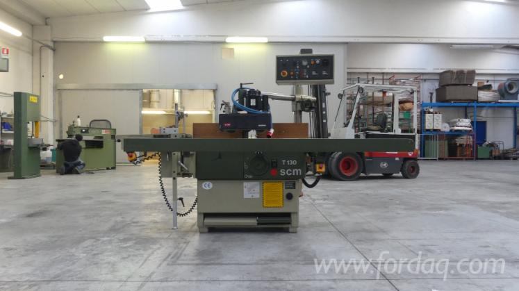 Used-SCM-T-130-N-Spindle-Milling-Machine
