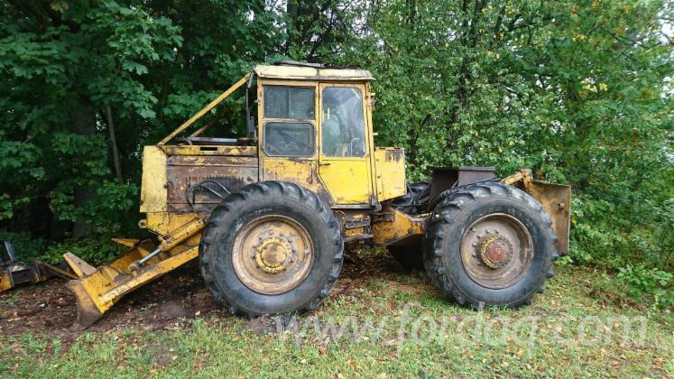 Comprar-Trator-Florestal-LKT-Usada