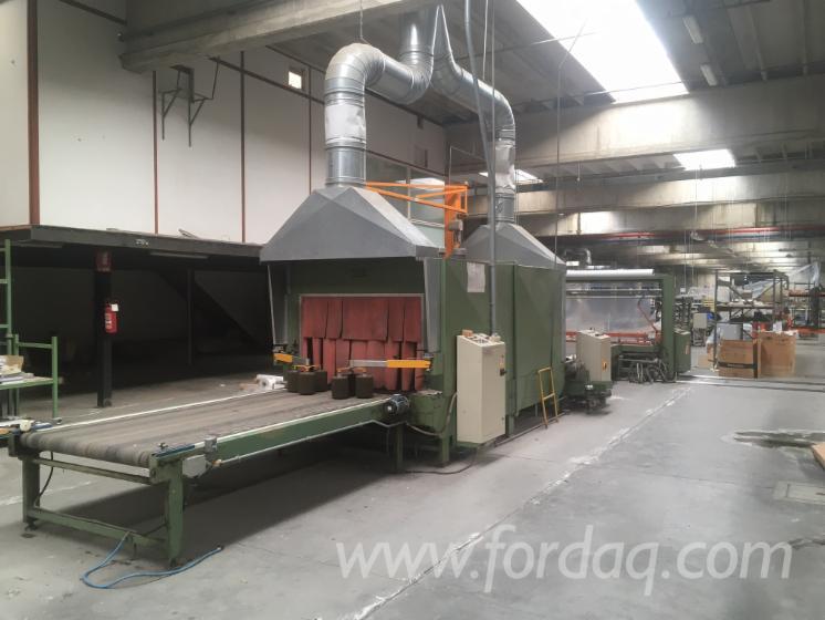 Venta-Instalaciones-Empaquetadoras-Forno-Termopak-TR-1595-Usada-1999