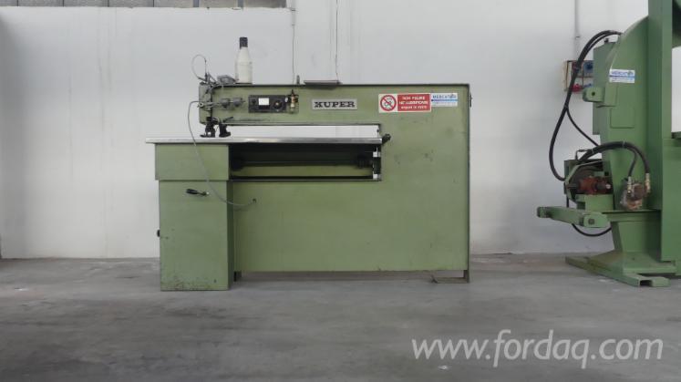 Vindem-Veneer-Production-Machines---Veneer-Processing---Other-Kuper-FW-1150-Second-Hand