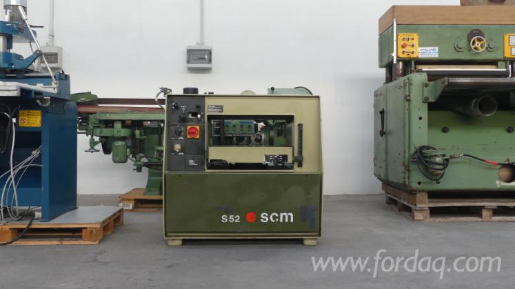 Used-Thickness-Planer-SCM-S