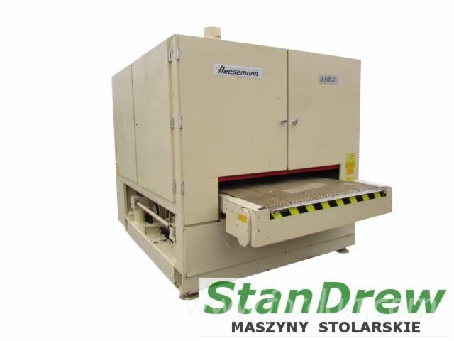 Gebraucht-HEESEMANN-LSM-6-1993-Schleifmaschinen-Mit-Schleifband-Zu-Verkaufen