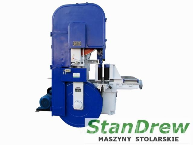 Used-FOD-DRBA-110-Band-Resaws-For-Sale