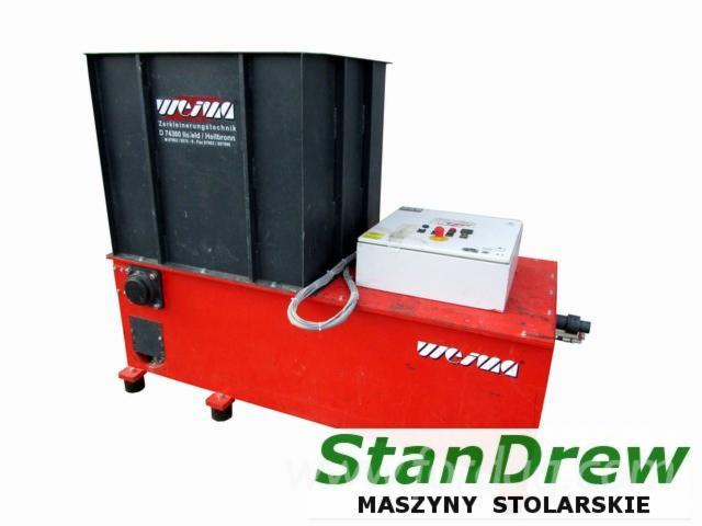 Vender-Trituradoras---Lascas-E-Serragem-WEIMA-WL-6-Usada-2007