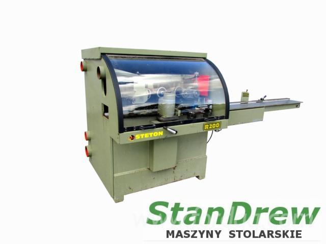 Vend-Machines-%C3%80-Fraiser-Sur-Trois-Ou-Quatre-Faces-%28mouluri%C3%A8re%29-Steton-R200-Occasion