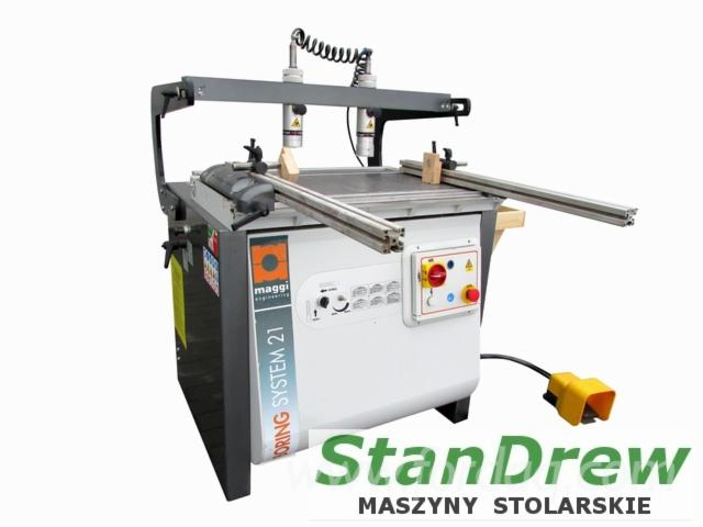 Selling-Used-Maggi-Boring-21-Multispindle-Drilling