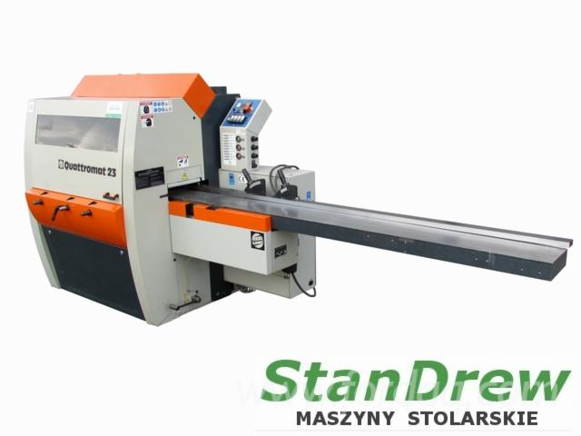Moulding-Machines-For-Three--And-Four-side-Machining-Weinig-Quattromat-23-V-%D0%91---%D0%A3