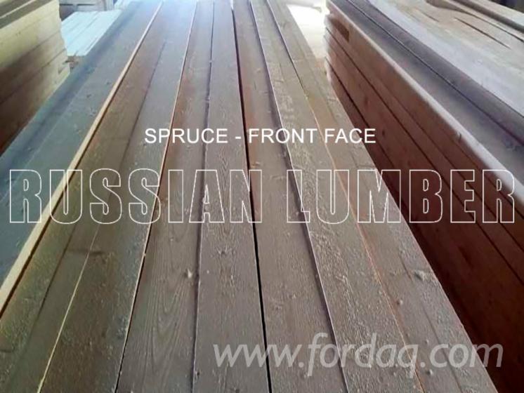 Spruce-boards