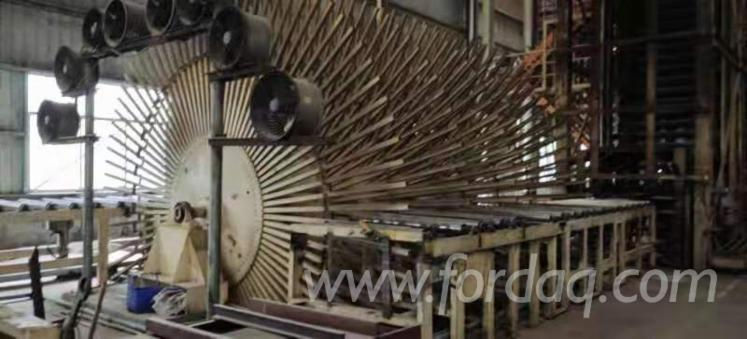 Used-22-Layers-Particle-Board-Production-Line