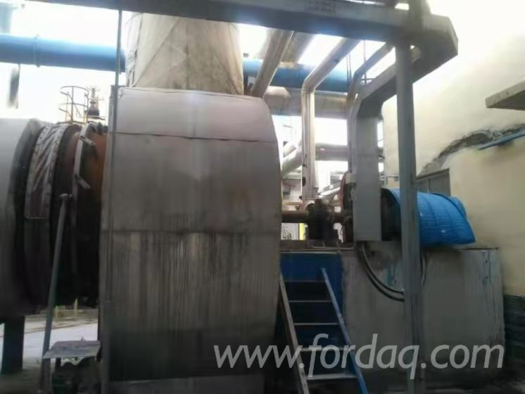 Used-MDF-Continuous-Press-Line