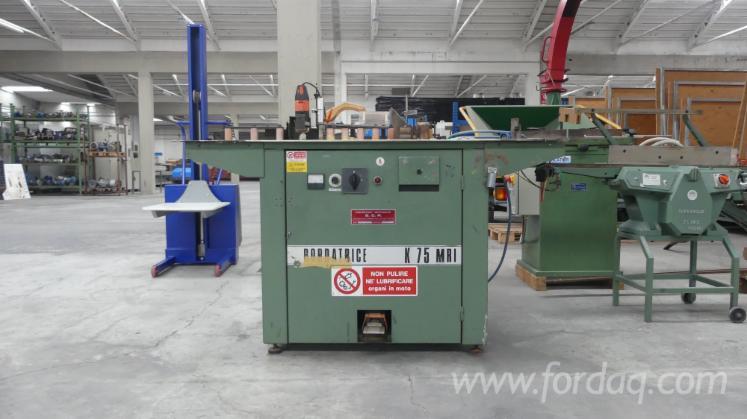 Vend-Machines-%C3%80-Plaquer-Sur-Chant-BCR-K-75-MRI-Occasion