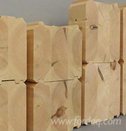 Siberian-Spruce-Square-Logs