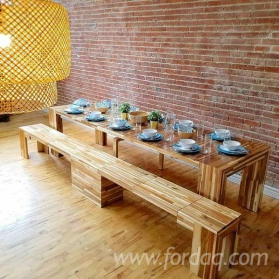 Red-Oak-Extendable-Table--Bench--Coffee