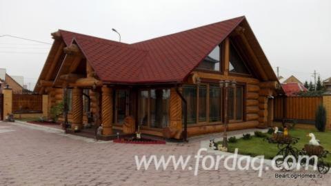 Casa-De-Troncos-Estilo-Canadense-Madeira-Macia-Asi%C3%A1tica