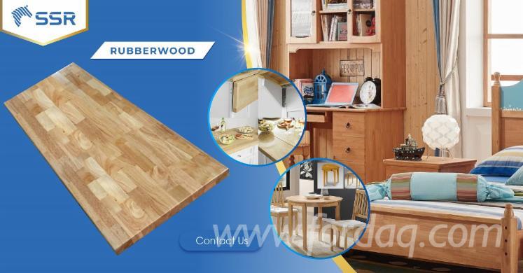 Rubberwood-Hevea-Panels