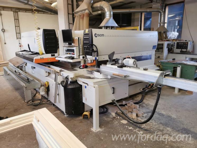 Vend-CNC-Pour-Production-De-Fen%C3%AAtres-SCM-Windor-20-Occasion