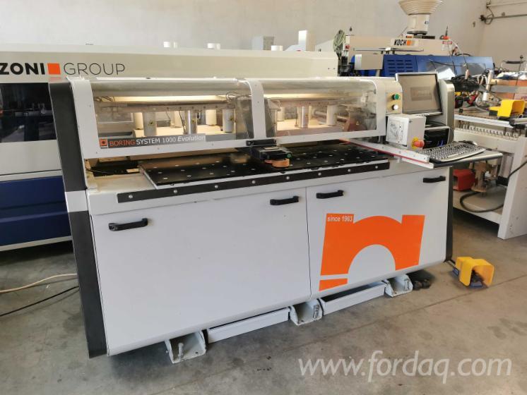 Vend-CNC-Centre-D%27usinage-Maggi-Engineering-Boring-Evolution-1000-Occasion