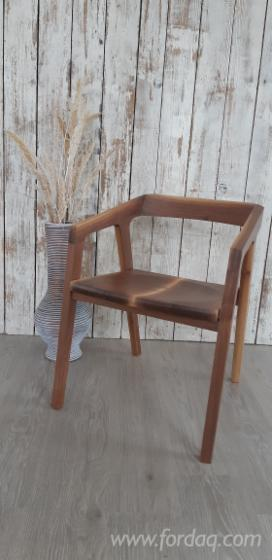 White-Ash--Beech--Walnut-Chair-for