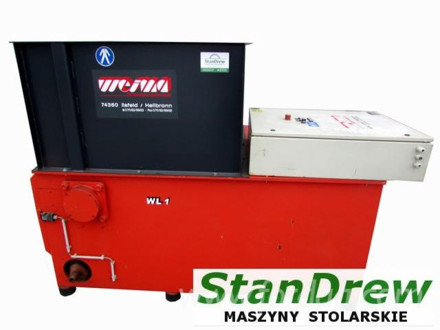 Used-WEIMA-WL-12-1999-Chippers-And-Chipping
