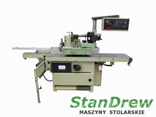 Used-SCM-L%27invincible-Milling-Machine