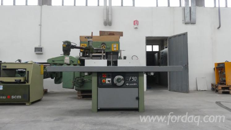 Used-Spindle-Milling-Machine-CASOLIN-F-90