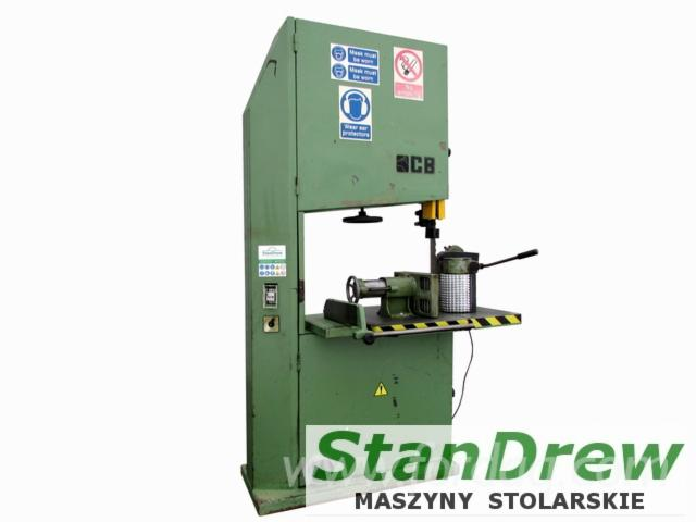 Selling-Used-Band-Saw-with-Feed-CB