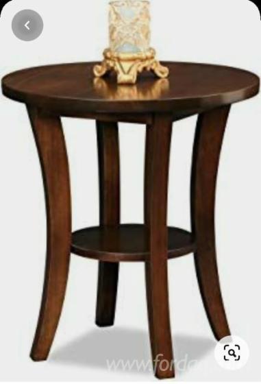 Round-Teak-Coffee-Tables