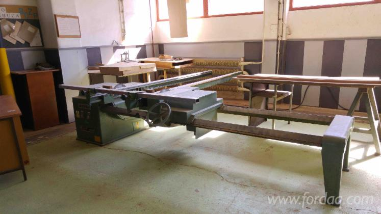 Used-Double-Throughfeed-Saw-H%C3%BCllhorst-2200-mm