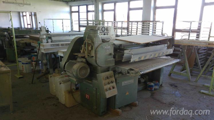 Used-Lacquering-Line-for