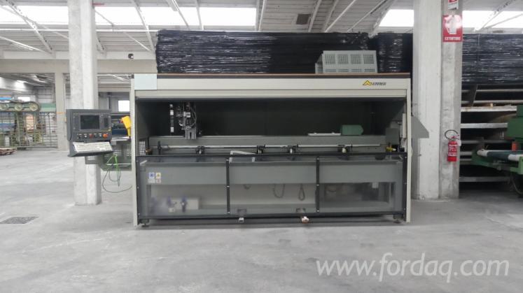 CNC-Machining-Center-Emmegi-Phantomatic-Isola-T3-Polovna