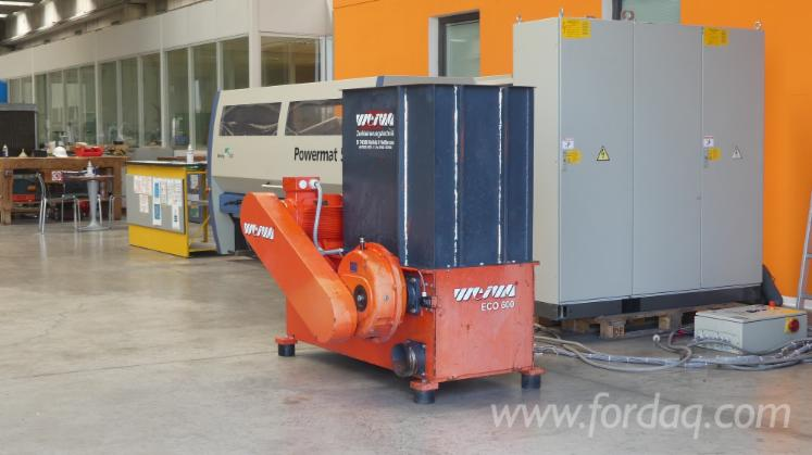Used-Grinder-for-Waste-WEIMA-Eco-600
