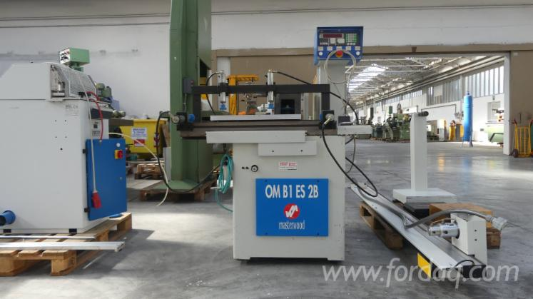 Venta-Mortajadoras-Masterwood-OMB1-ES-2B-Usada-2002