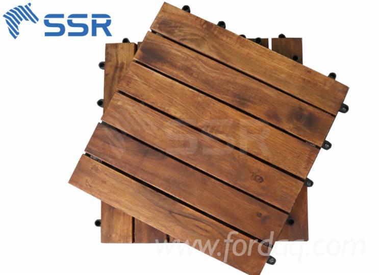 Acacia-Wood-Interlock-Decking-Tiles