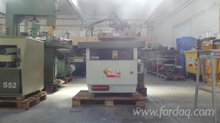 Moulding-Machines-For-Three--And-Four-side-Machining-SAC-TS-110-Polovna