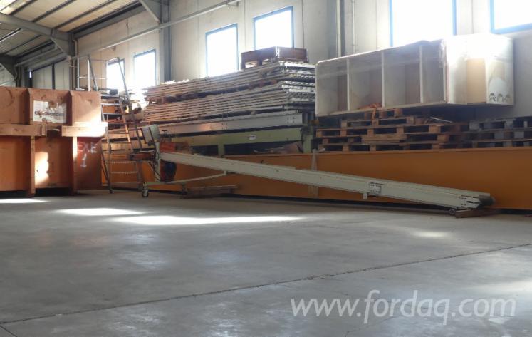 Trakasti-Transporter-OMEF-Nastro-Con-Accatastatore-Polovna