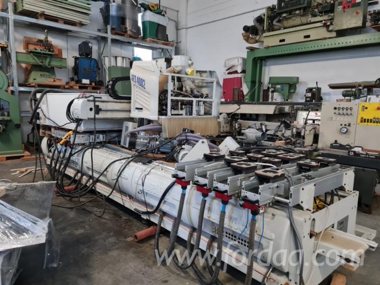Vender-Centro-De-Usinagem-CNC-Busellato-Jet-4002-XL-Usada-2001