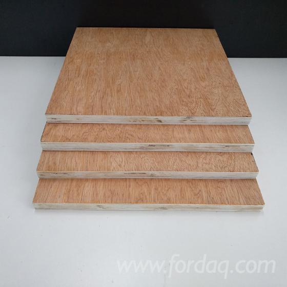 Construction-Waterproof-Urea-Formaldehyde-Glue-Pine-Plywood