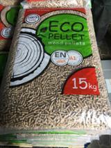 null - Lichte houtpellets van naaldhout A1, EN plus