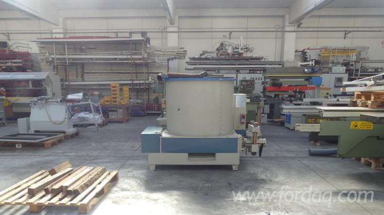 Used-Briquetting-Press-Co-ma-fer-Dinamic