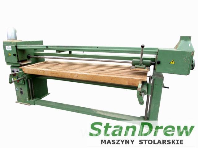 Gebraucht-SAFO-DZJA-220-Schleifmaschinen-Mit-Schleifband-Zu-Verkaufen