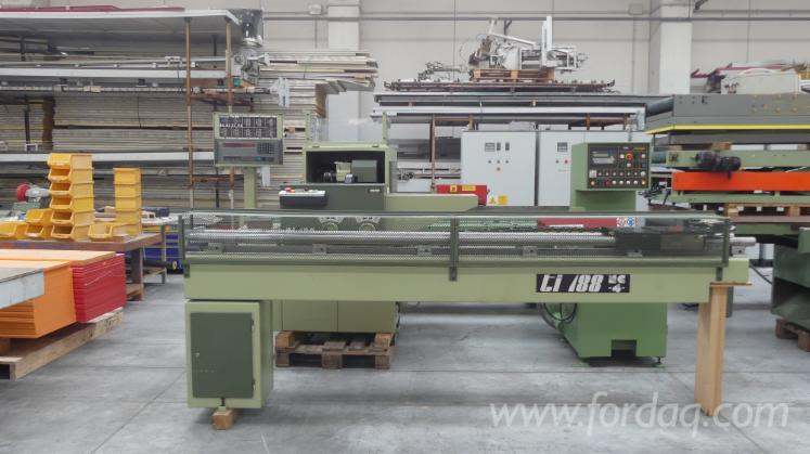 Moulding-And-Planing-Machines---Other-OMGA-TI-188-NC-Polovna