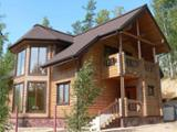 null - Commission agent to sell log cabins and machine rounded logs from Russia is invited