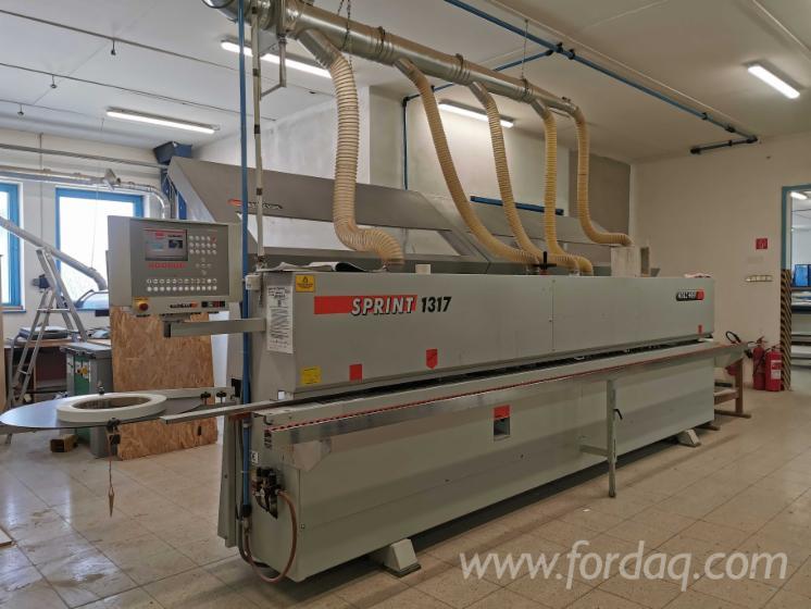 Vend-Machines-%C3%80-Plaquer-Sur-Chant-HOLZ-HER-Sprint-1317-Occasion