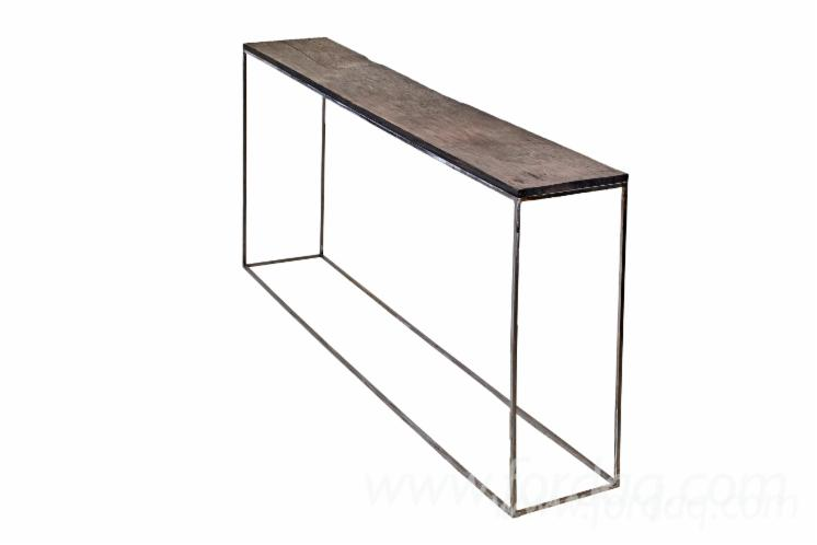 Vend-Tables-Consoles-Art---Crafts-Mission-Feuillus