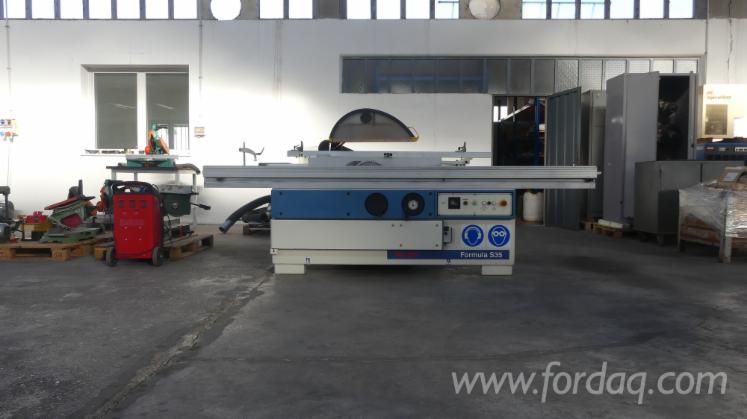 Used-Sliding-Table-Saw-Minimax-Formula-S35
