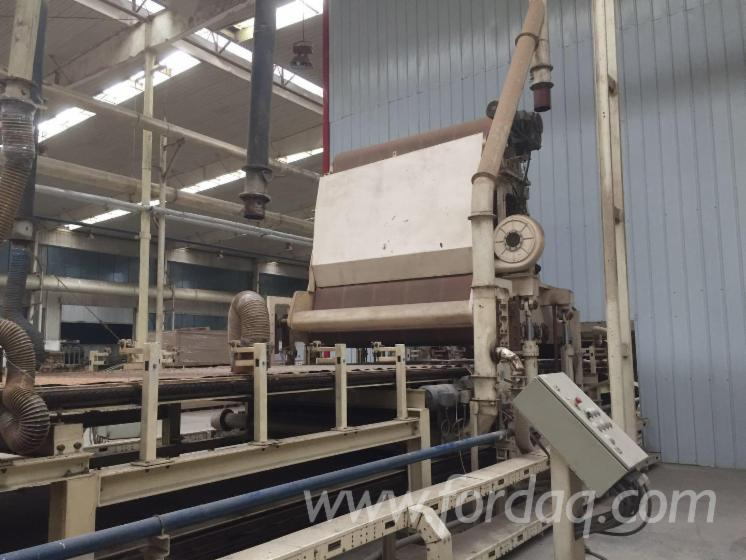Panel-Production-Plant-equipment-Germany-Polovna